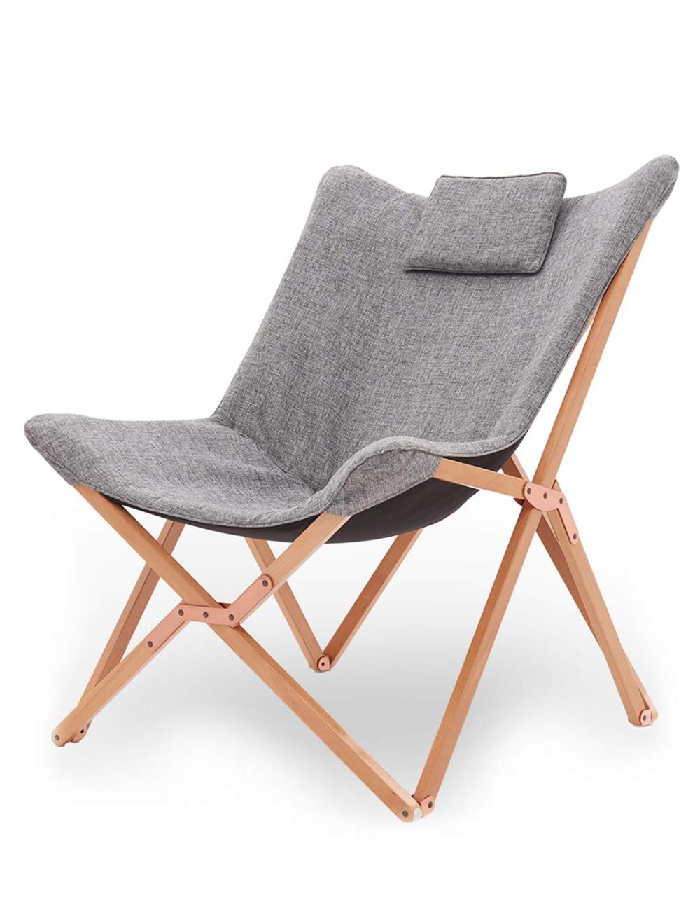 Suhu Klappstuhl Camping Stuhl Lounge Sessel Modern Design Retro