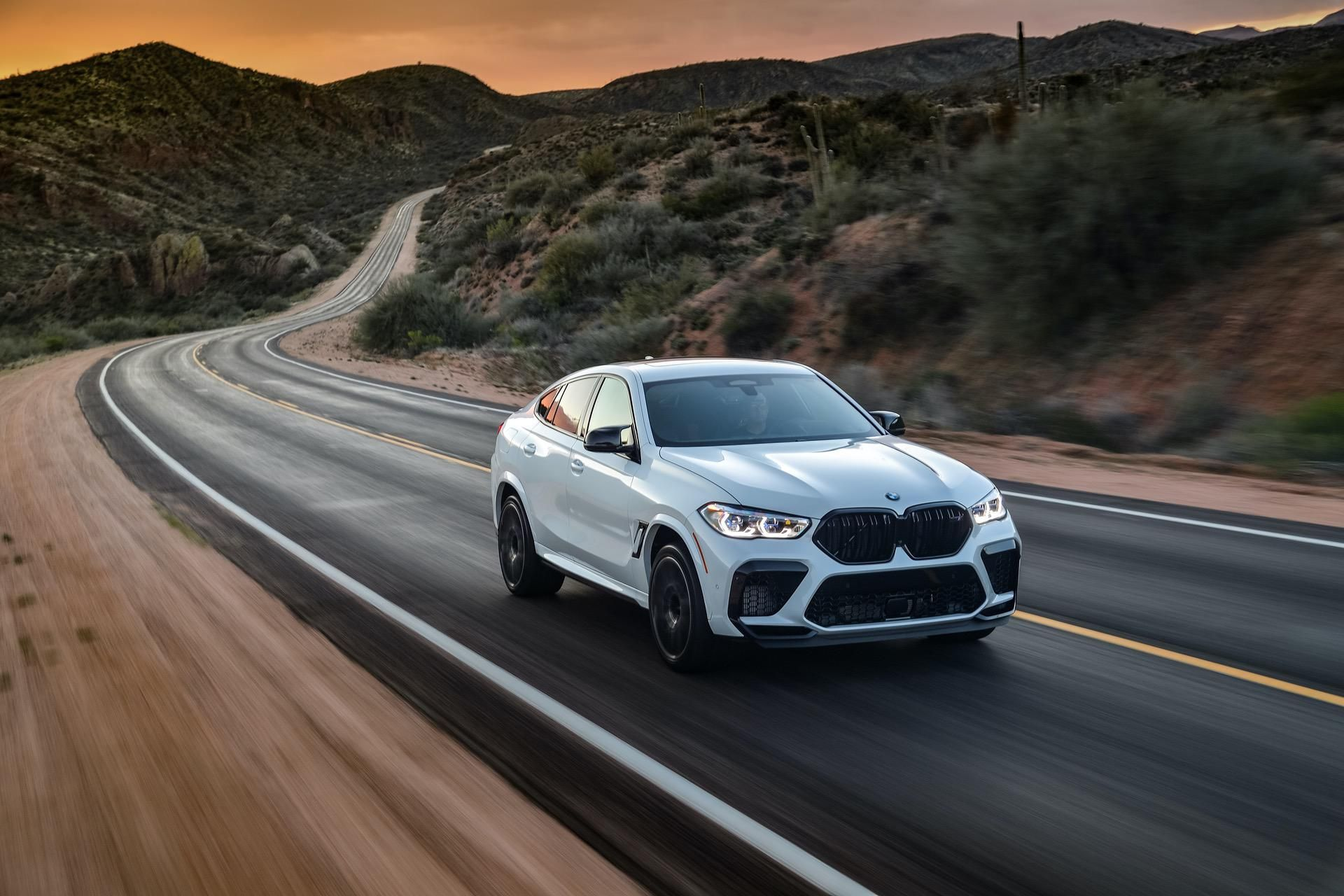 Stunning Images 2020 Bmw X6 M Competition In Mineral White In 2020 Bmw X6 Bmw Bmw White