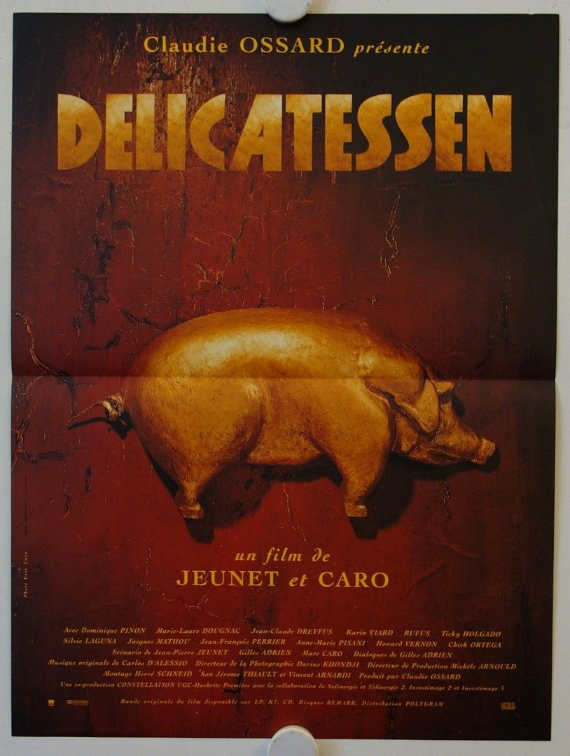 delicatessen film gratuit