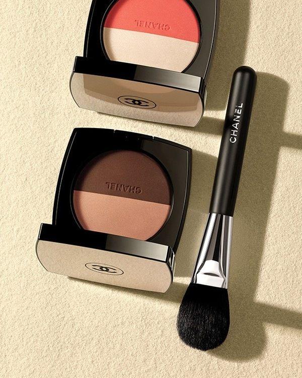 Летняя коллекция макияжа Chanel Dans La Lumiere de L'Ete рекомендации