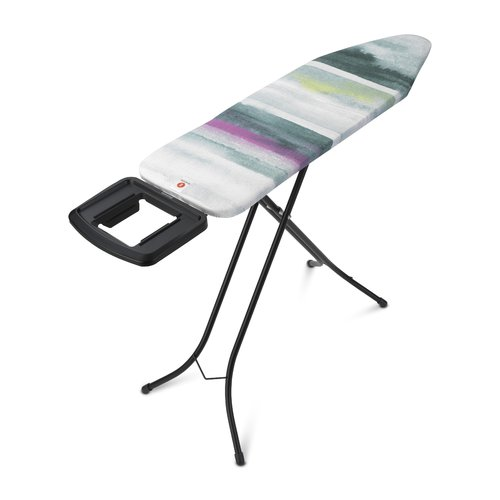 Orla Kiely Flower Oval Stem Ironing Board Brabantia Colour Light