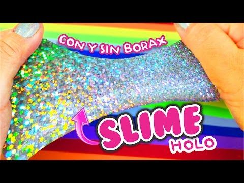 DIY How To Make Slime Without Glue ,Borax,Liquid Starch or Detergent!  Oobleck