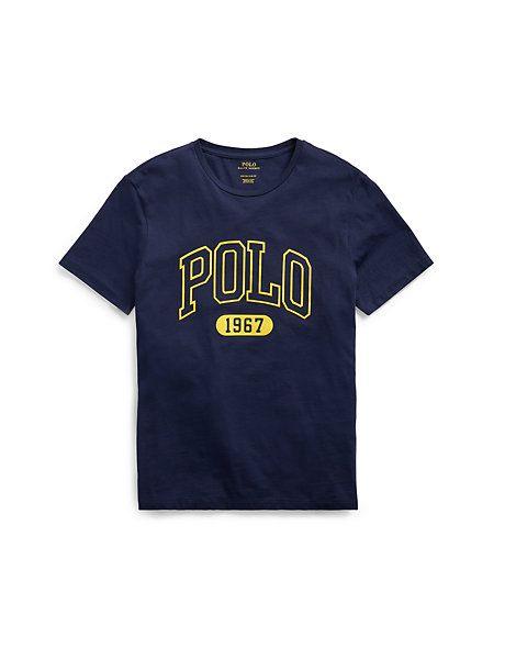 fa1c97ed40c8 Polo Ralph Lauren - Custom-Slim-Fit Baumwoll-T-Shirt   T-SHIRT ...