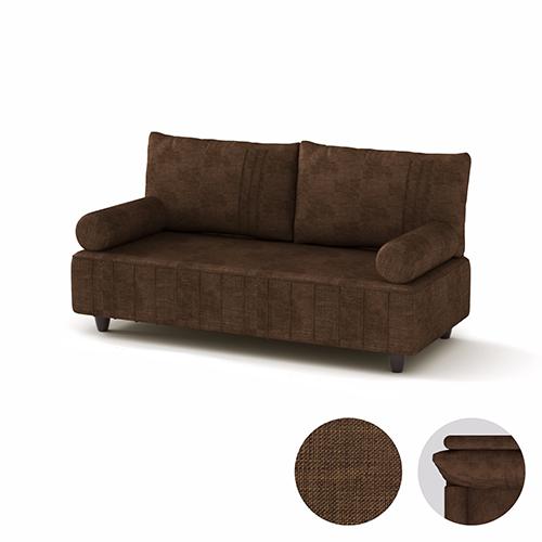 كنبة ثنائية ذات مساند مخروطية بتصميم مودرن عصري وجذاب لون بني داكن فاخر كنب كنبات ارائك ديكورات اثاث اث Outdoor Furniture Outdoor Decor Outdoor Sofa