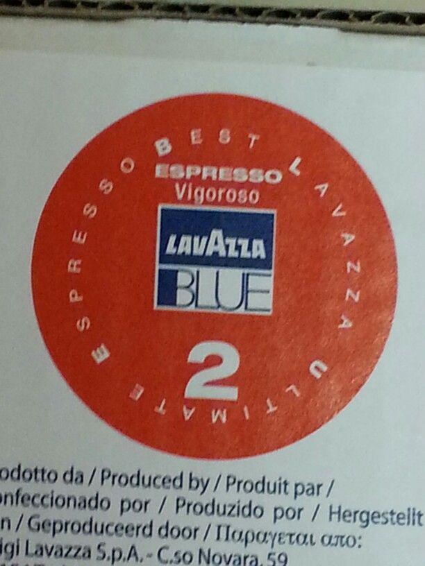 Lavazza blue bidose
