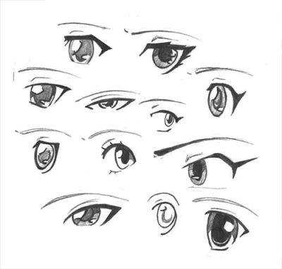 how to draw anime comics