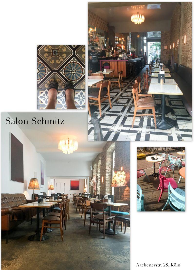 Reisen - Köln: Salon & Metzgerei Schmitz
