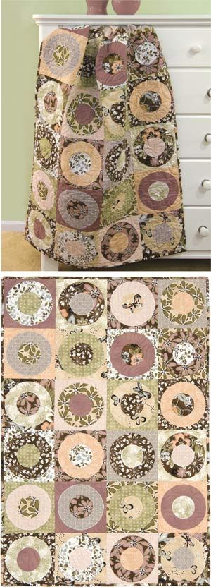 """Full Circle"" (from Keepsake Quilting)"
