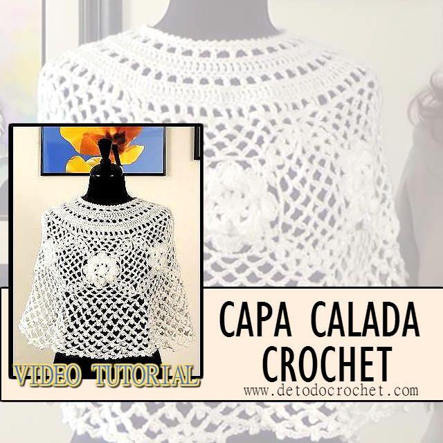 Todo crochet   Capilla, Chal y Bufanda cuello