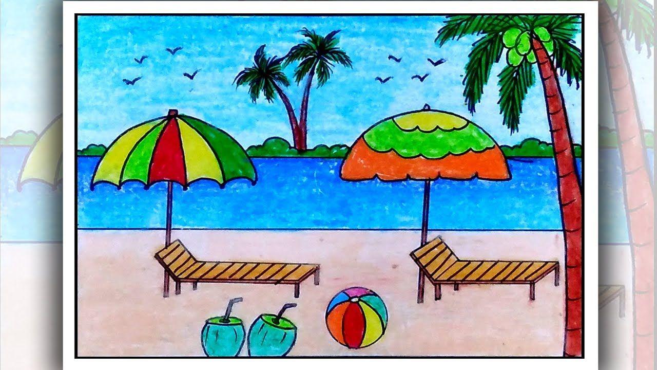 cb9cdcb17cab29c0e443be7dc40d1f3c » Summer Season Drawing