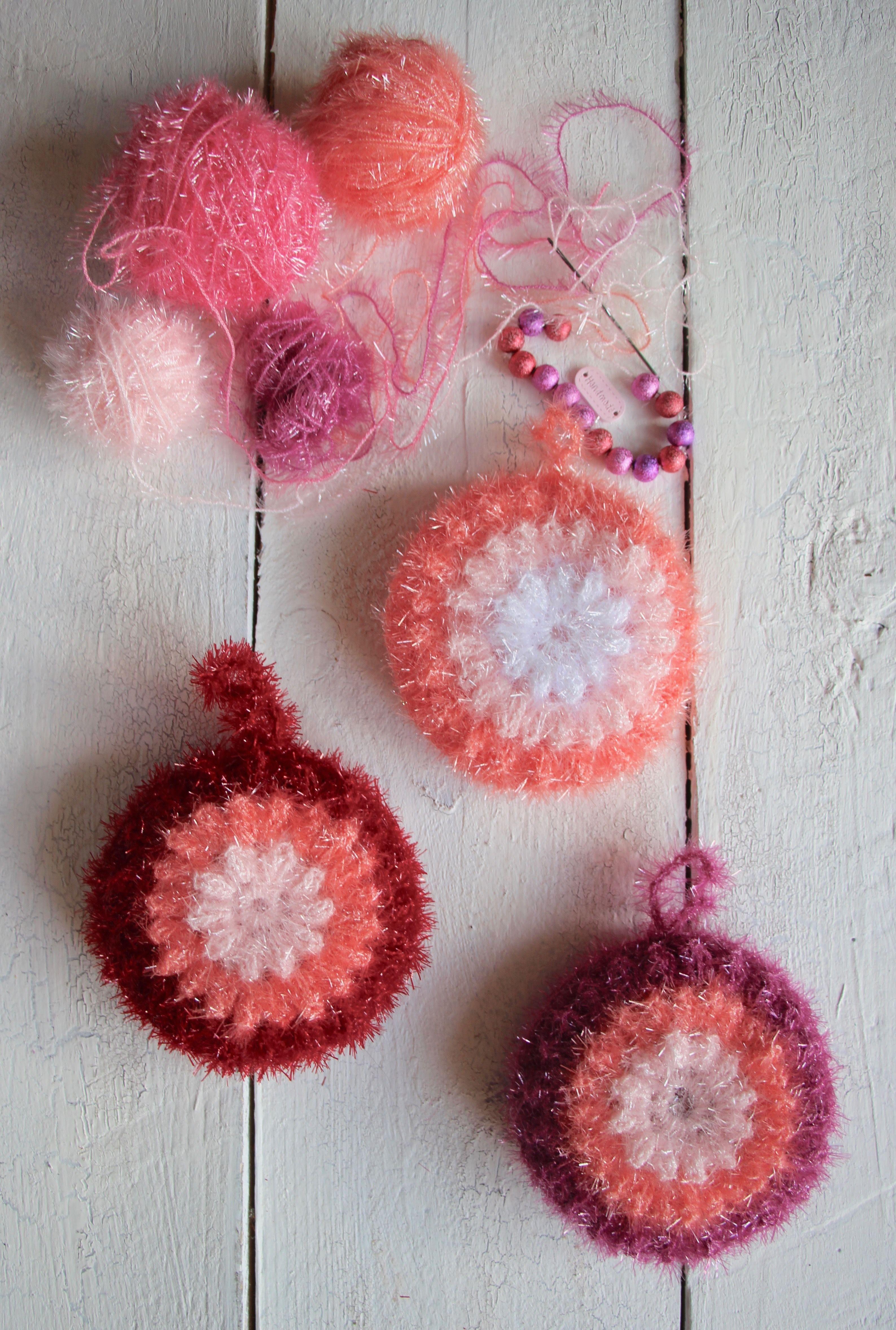 Scrubbles aus Bubbles Resten NO: 9 | | Crochet | Pinterest | Crochet ...