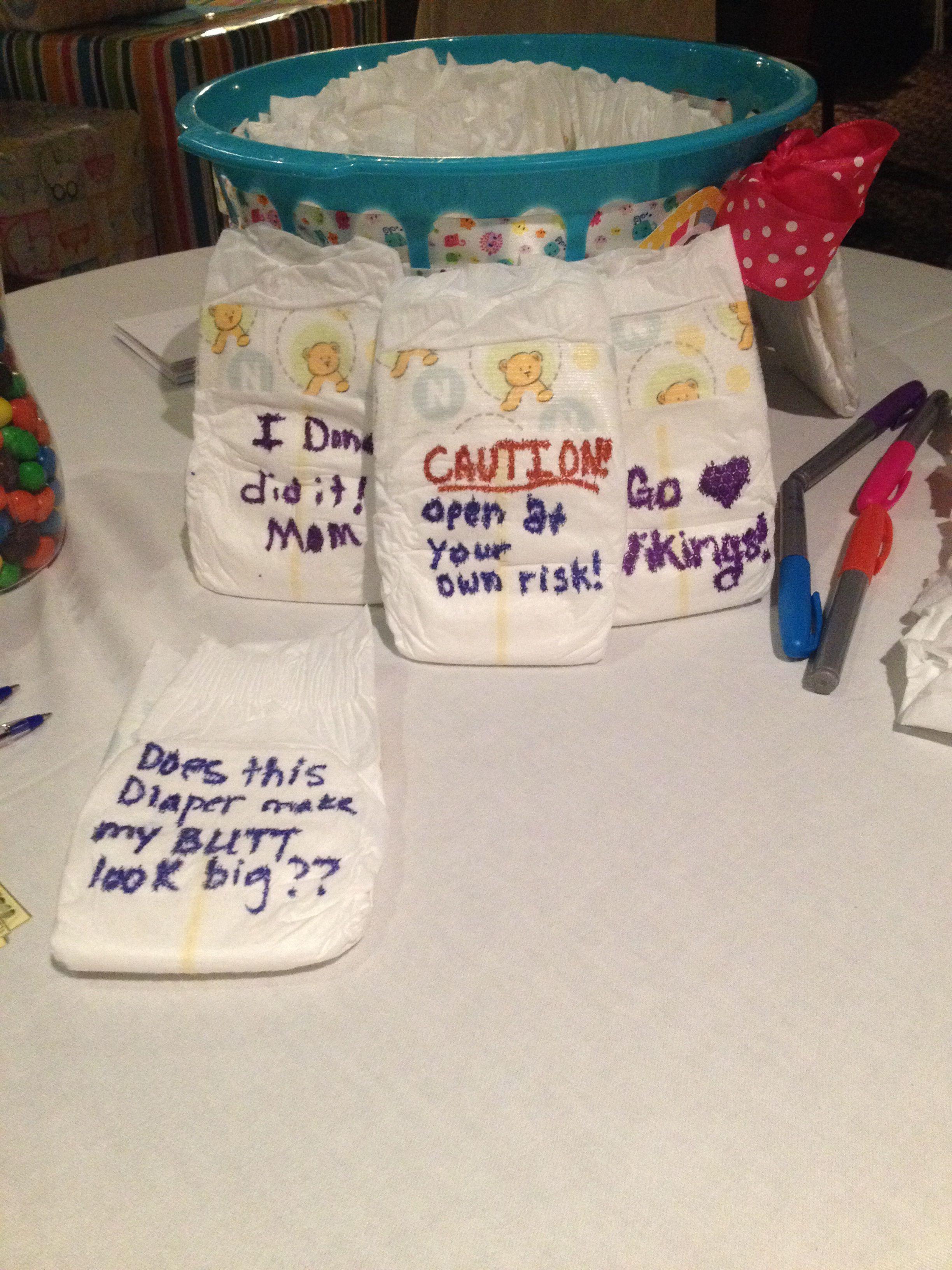 Funny Diaper Messages : funny, diaper, messages, Diaper, Messages!, Funny, Message, #babyshower, #cute, #baby, #shower…, Messages,, Shower, Games,, Games