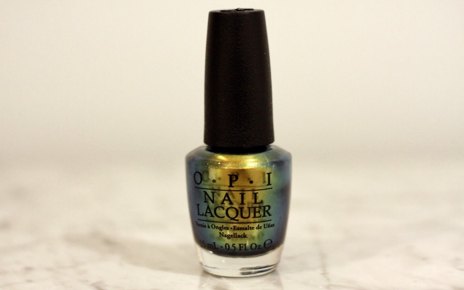 Review: OPI Frog in My Throat › (The Celution)   OPI, Green nail ...