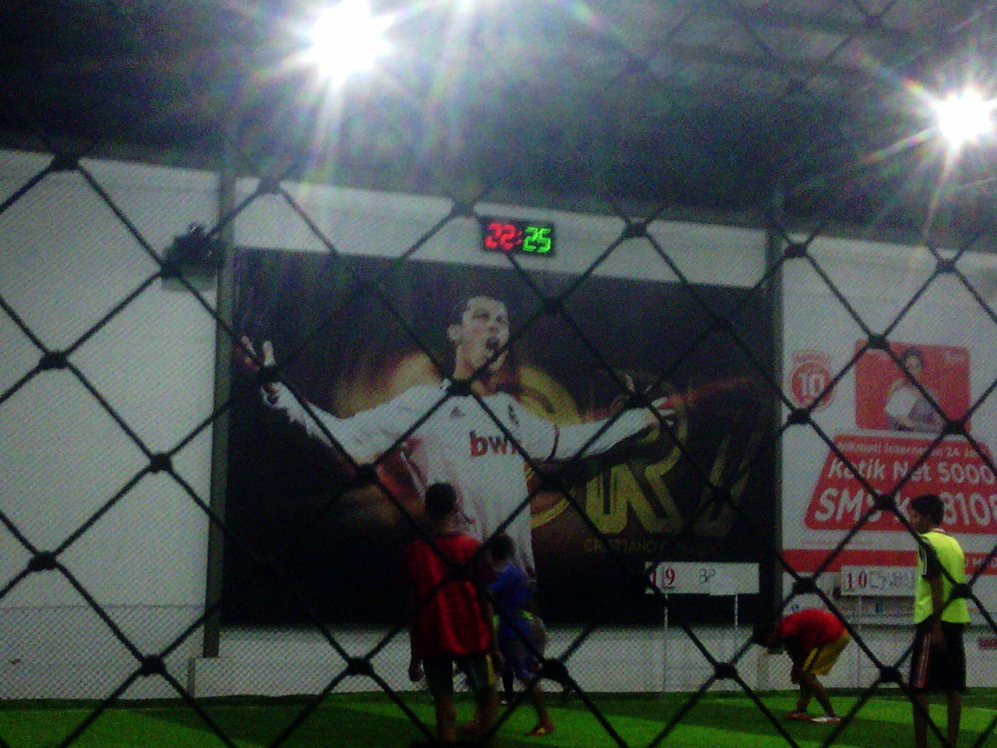 Futsal Sama Karyawan Praktek Kerja Industri