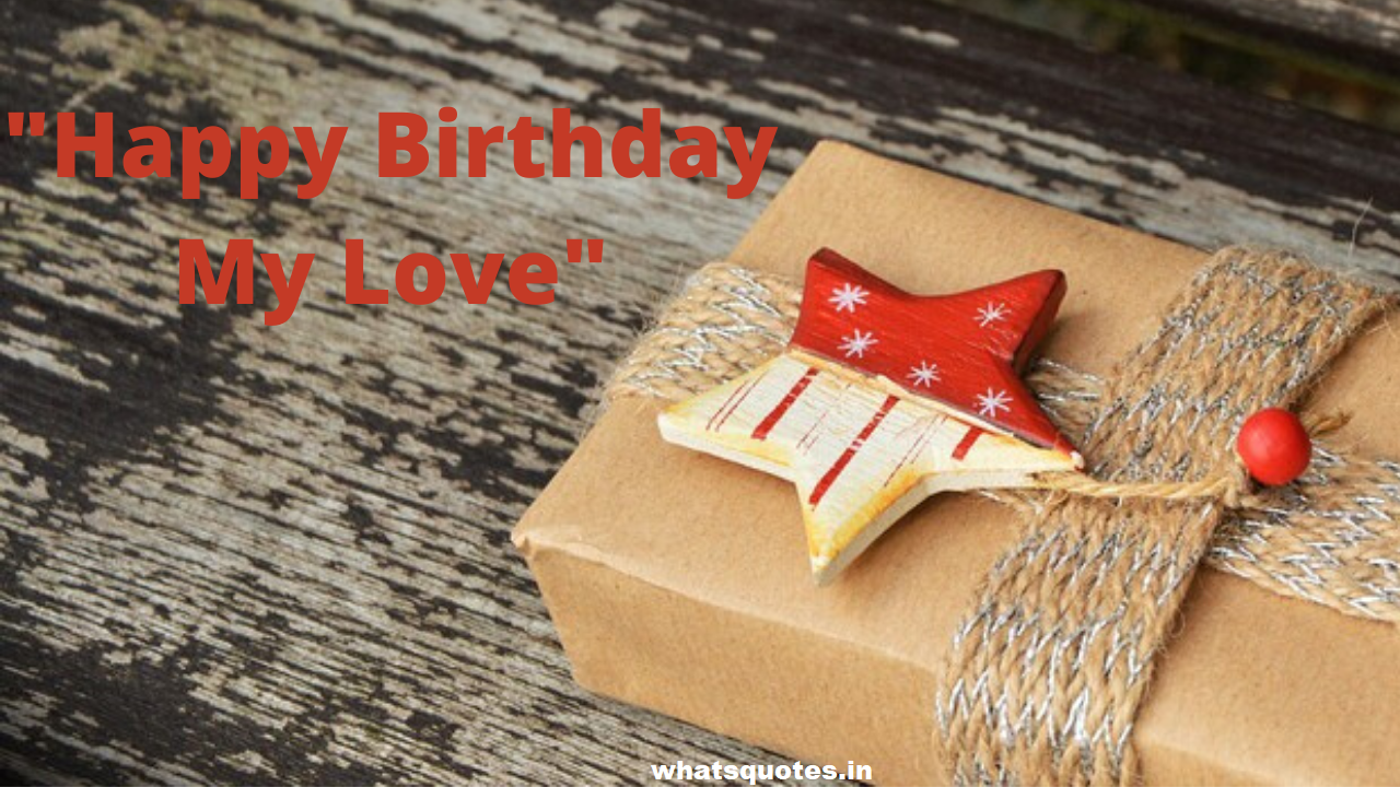 Pin on Happy Birthday Status Wishes Images in English