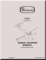 Beechcraft Duchess 76 Me-183 and other Aircraft Wiring