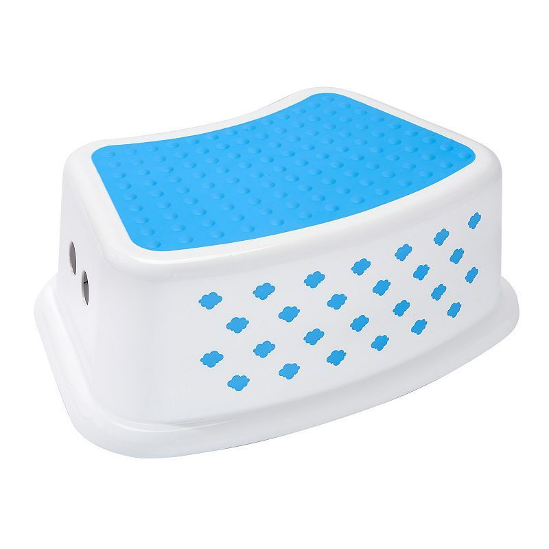giggle Step Stool, Blue
