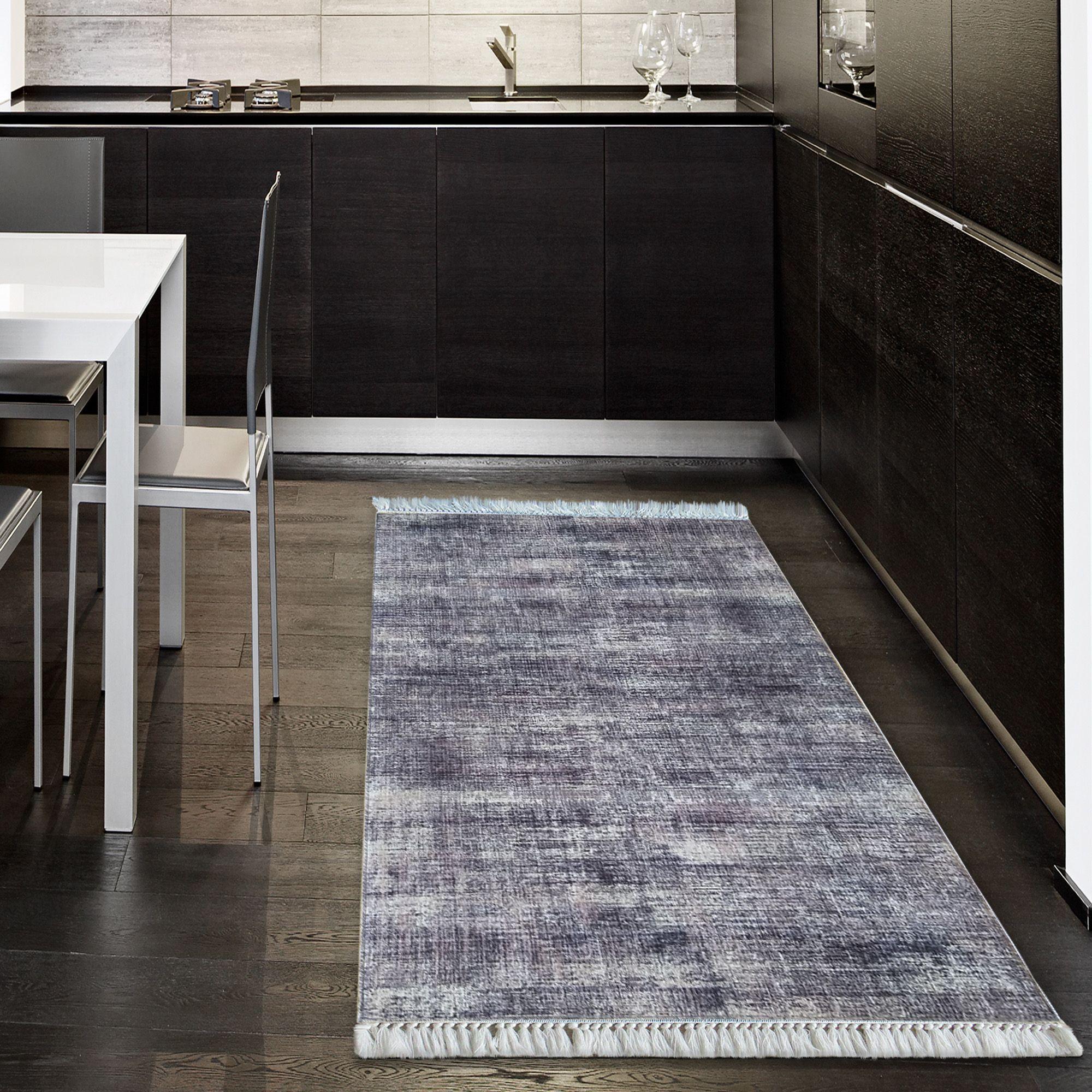 Chodnik Do Kuchni Szary Costa 02 Przecierany Home Carpets Home Decor Decor Contemporary Rug