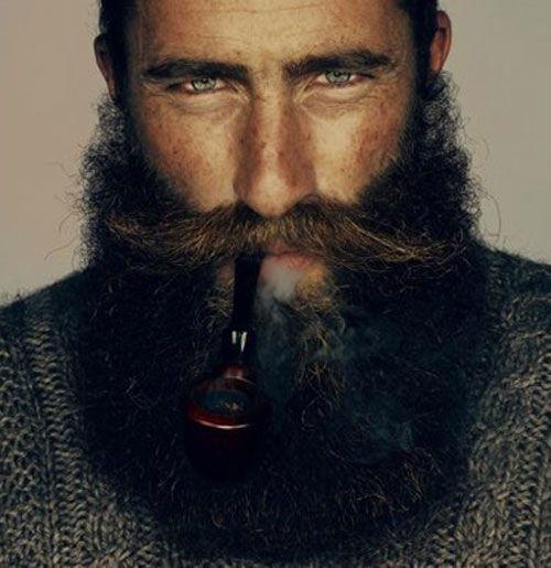 Thick Beards