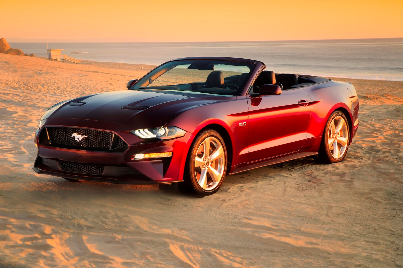 Convertible of the week the 2018 ford mustang convertible is unmistakably built to last which is what gets it a spot on our list