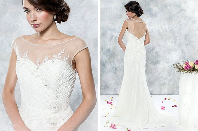 ALEXIA #WEDDING #BRIDAL Daisy by Alexia - D003 - Available in Ivory ...