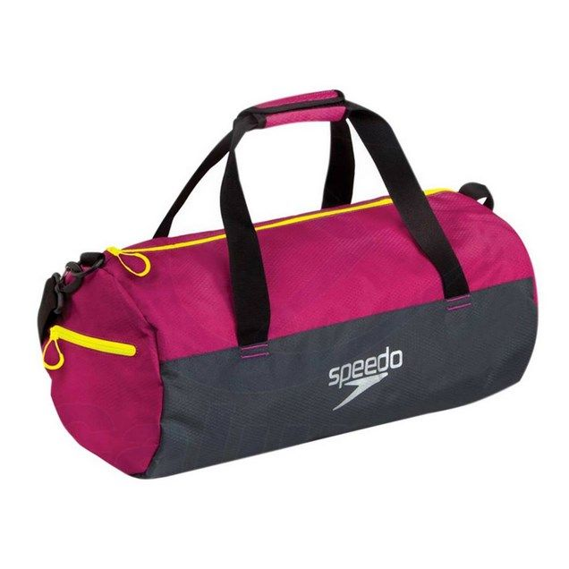 7431c1ae88 Speedo Duffel Bag Grey Pink