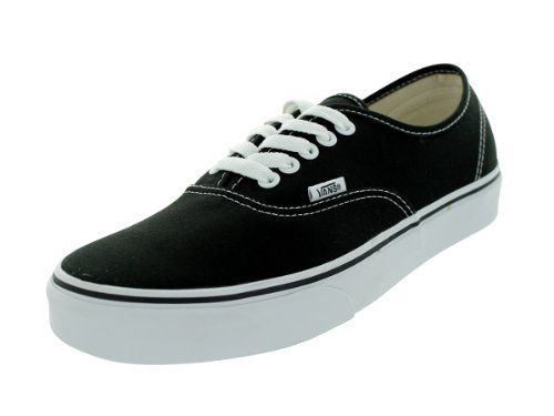 Vans Adult Authentic Core Classics, Black, men's women's – Best Deal of The  Day