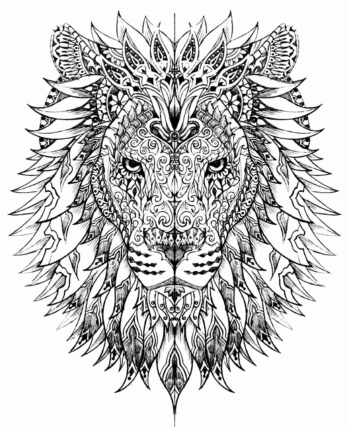 Pin On Animal Coloring Pages For Kids