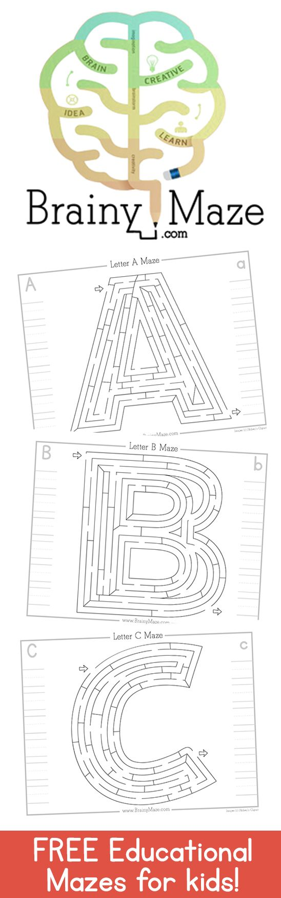 new subscriber freebie a z alphabet handwriting and mazes. Black Bedroom Furniture Sets. Home Design Ideas