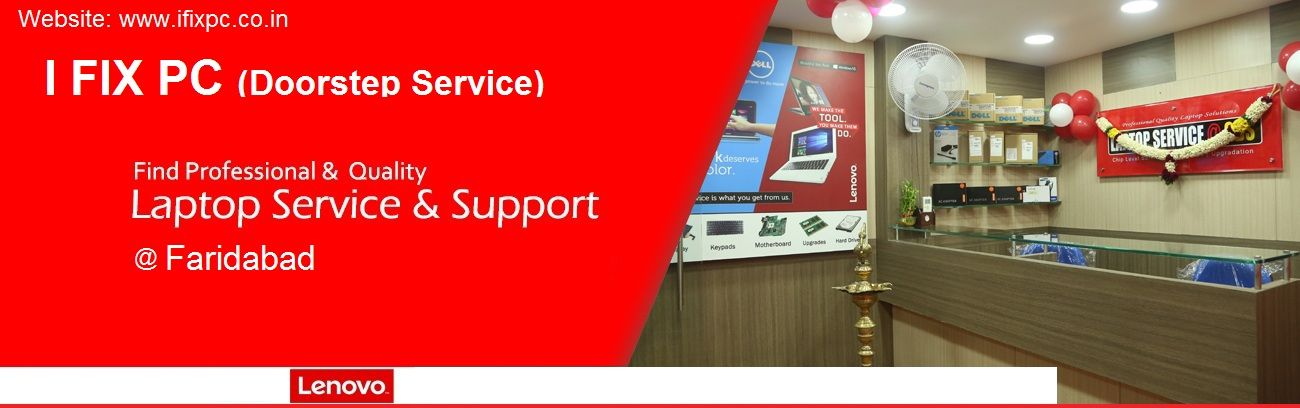I FIX PC is one of the top Lenovo laptop service provider