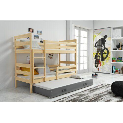 Kinderbett In Hausoptik Lio Aus Massiver Kiefer Liegeflache