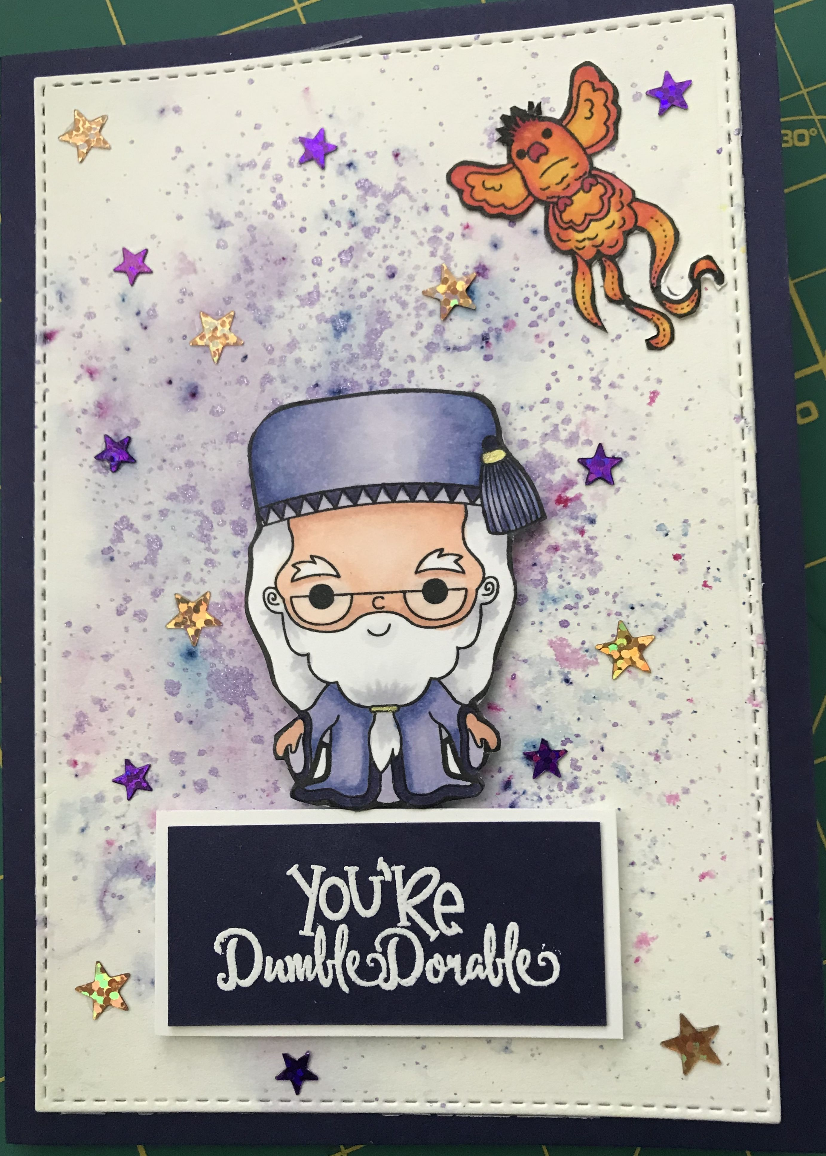 Dumbledorable Harry Potter Cards Cute Cards Cards Handmade