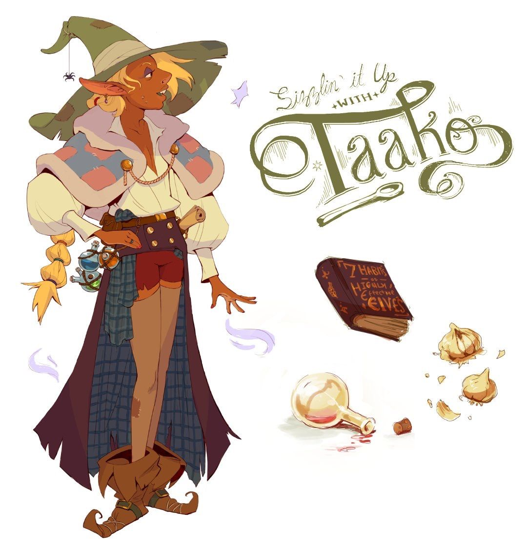 taako the adventure zone art pinterest character design