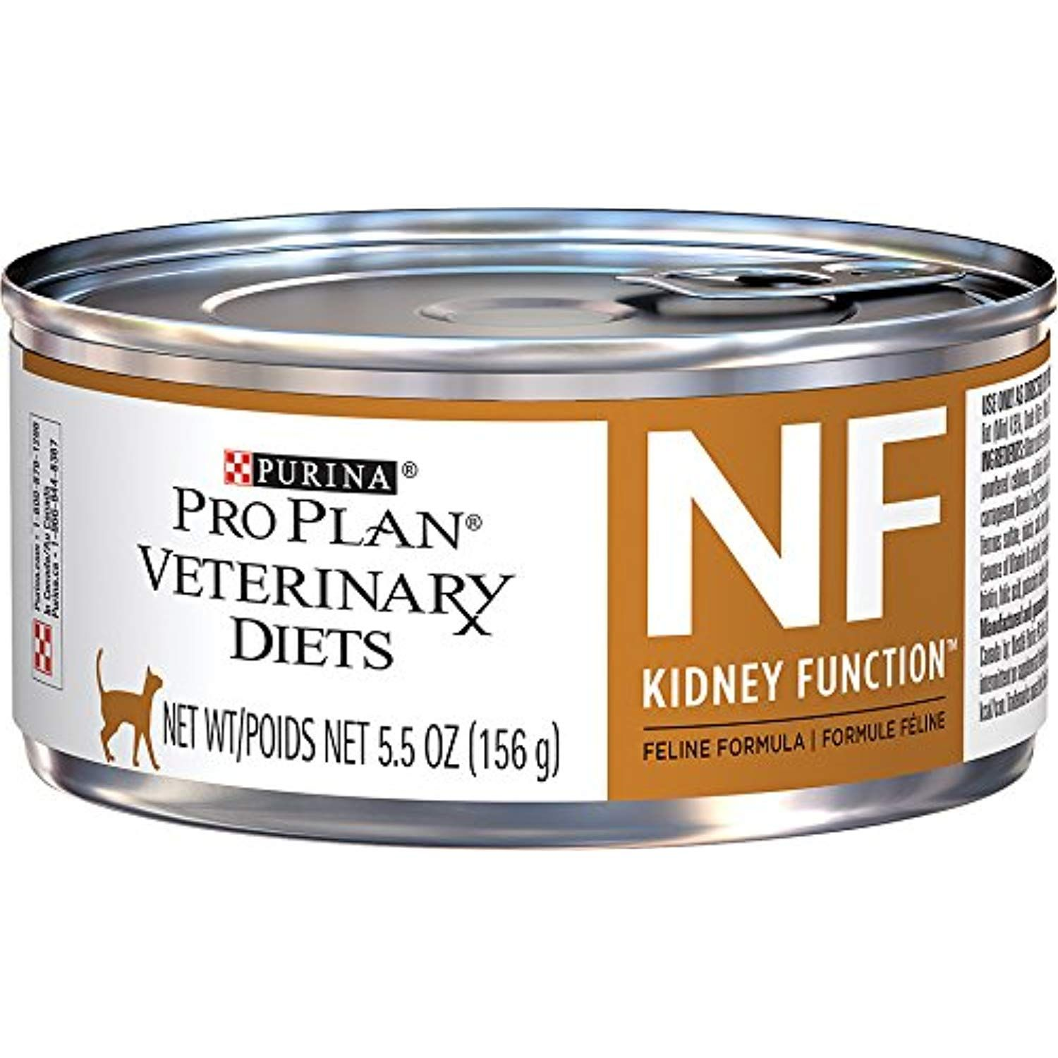 Purina nf kidney function cat food 24 55oz cans see