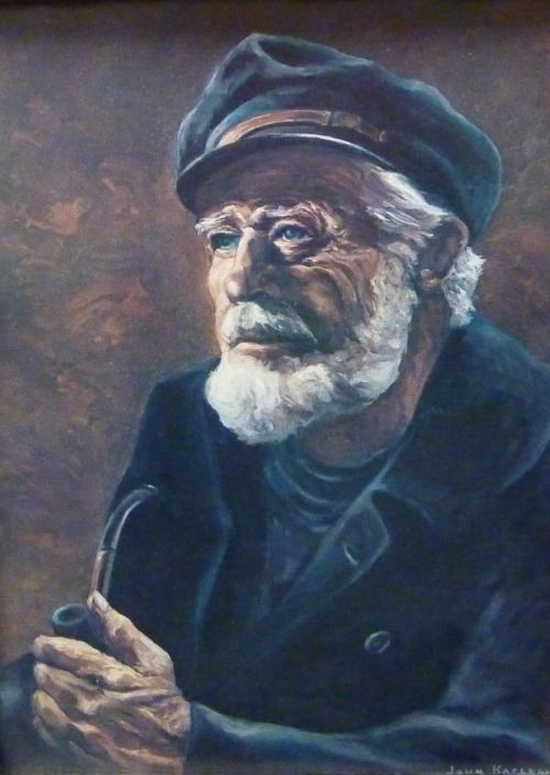 Paintings Of Old Sea Captains Page 1 Of 3 Sea Captain