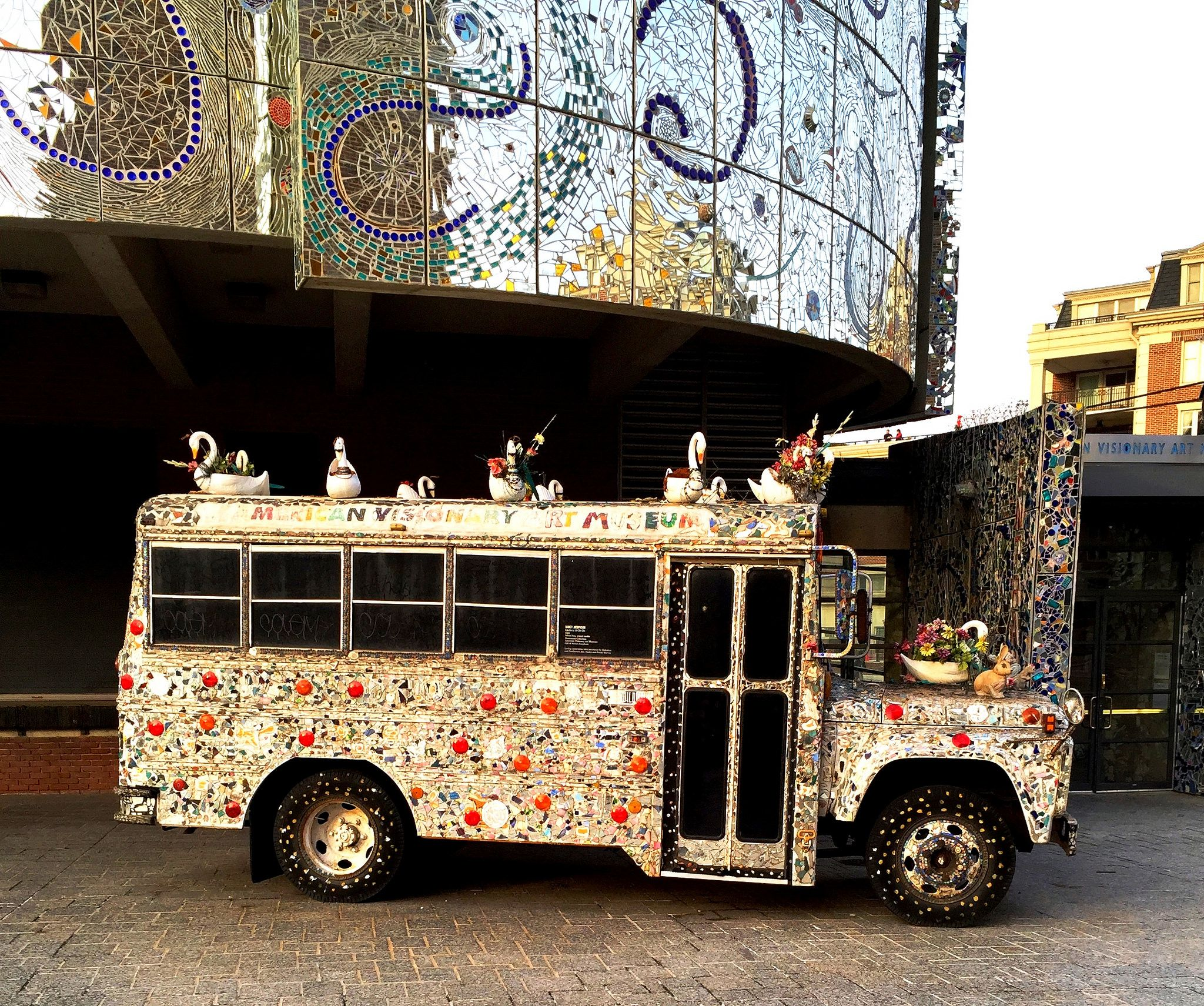 The American Visionary Art Museum In Baltimore Maryland mm ...