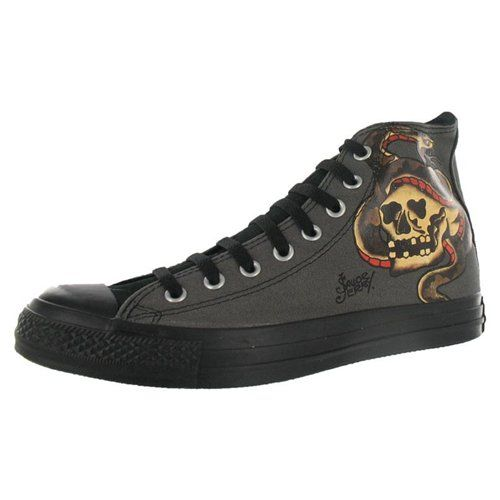 5aad12a3ca7f My favorite Chucks. Sailor Jerry and Chuck Taylor.