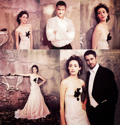 Gerard can sing! And Emmy's gorgeous! love them in Phantom of the Opera.