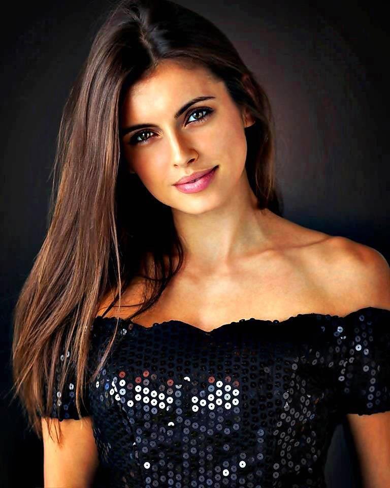 Amra Silajdžić - model from Bosnia and Herzegovina