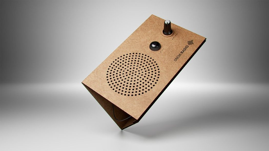 The ONEMI Radio is a brilliant example of good design for social impact. Designed for ONEMI, Chile's National Emergency Office, the radio is a