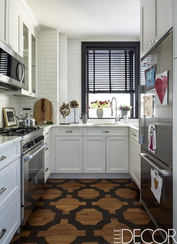 ▷ 1001+ ideas para organizar las cocinas pequeñas | Cocina pequeña ...