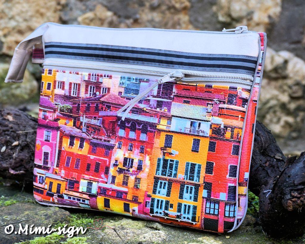 5 Fach Organzier | Meine genähten Taschen | Pinterest | Nähen