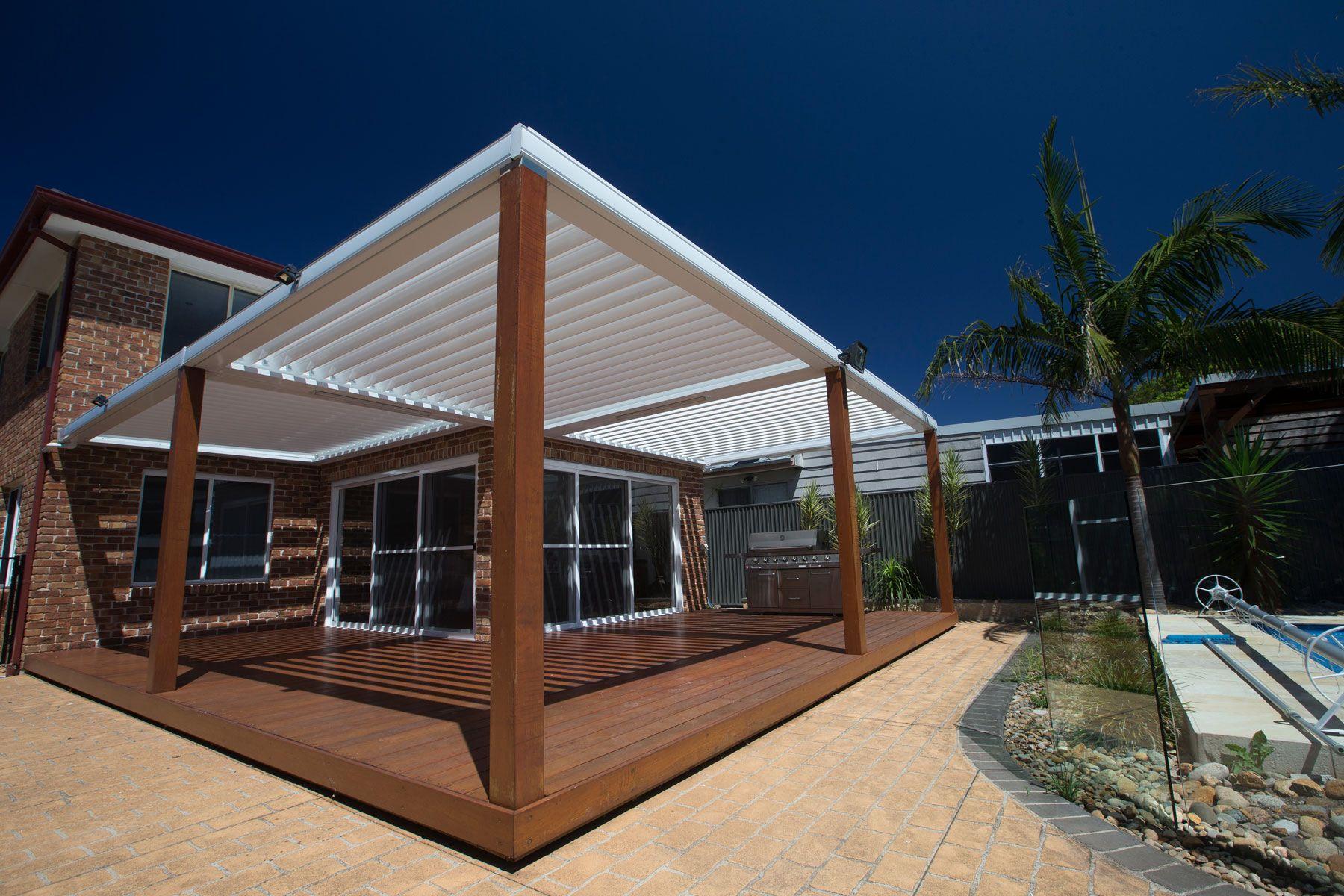 Deck & Patio Builders