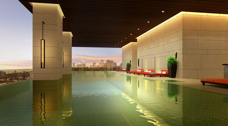 Gallery Of Trump Tower Manila Century City Development Corporation 1 Trump Tower Century City Makati City