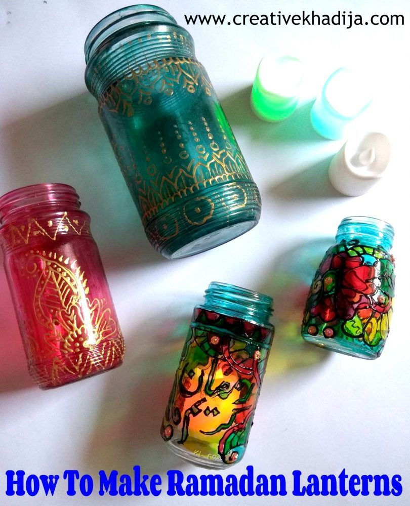 Ramadan Decorations Diy Lanterns With