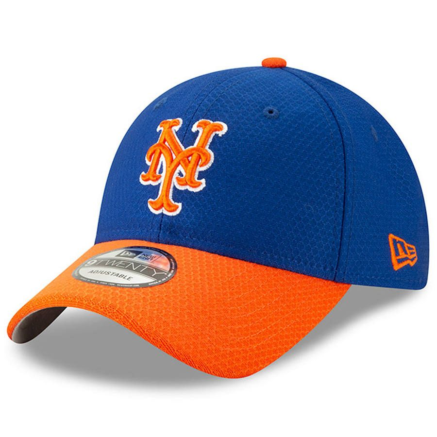 super popular 02b0e f8d50 Men s New York Mets New Era Royal Orange 2019 Batting Practice 9TWENTY  Adjustable Hat, Your Price   25.99