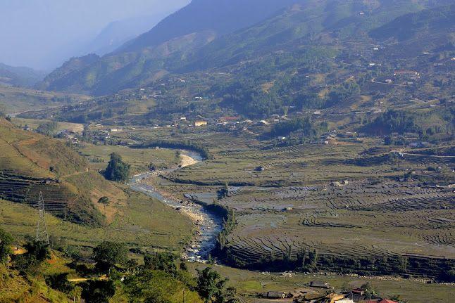 Vietnam Vietnam, Muong Hoa River