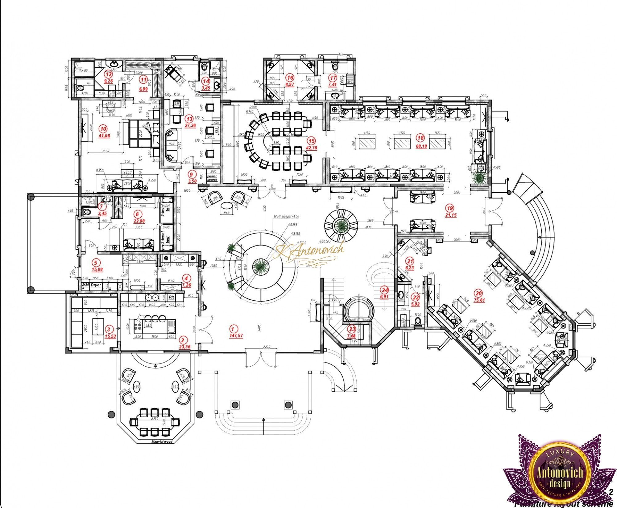 Luxury House Plan Tanzania Luxury House Plans Luxury House Home Design Floor Plans