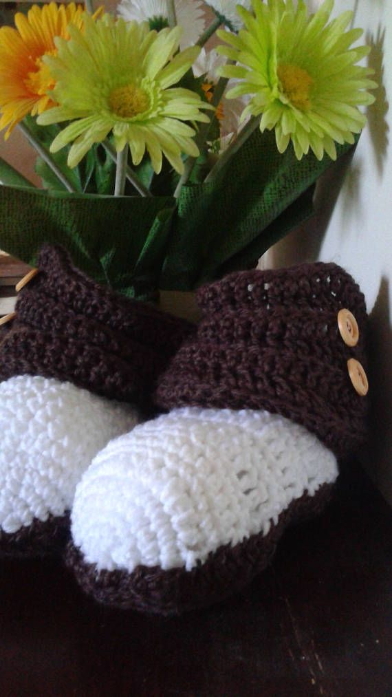 Crochet boots with socks and double sole Easy Fast DIGITAL