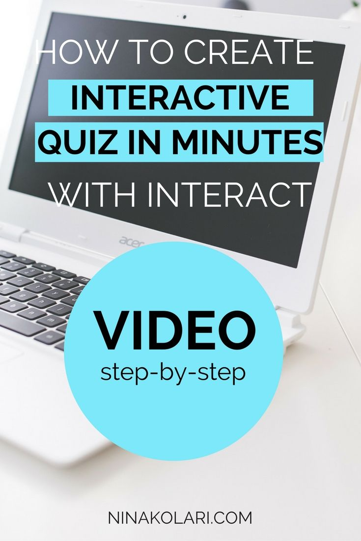 How to Use Interact Quiz to Get Leads (With images